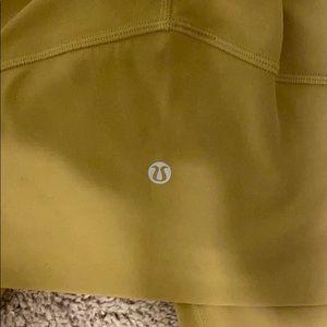 "lululemon athletica Pants - Lululemon 28"" Align Pant in Gold Size 4 NWT"